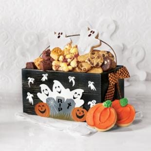 Mrs. Field&#39;s Graveyard Goodies Crate Gift Set