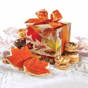 Mrs. Field's Fall Foliage Gift Box