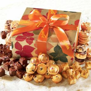 Mrs. Field's Fall Delectable Bites Gift Box
