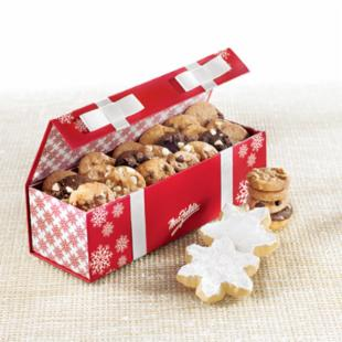 Mrs. Fields Fun and Frosty Petite Trunk Gift Box