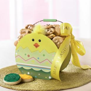 Mrs. Fields Charming Chick Gift Crate