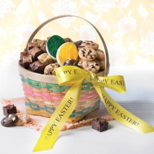 Mrs. Fields Happy Easter Gift Basket