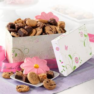 Mrs. Fields Pretty Petals Gift Box