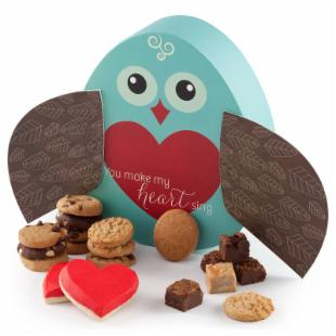 Mrs. Fields Love Bird Combo Box