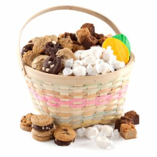 Mrs. Fields Easter Gift Basket