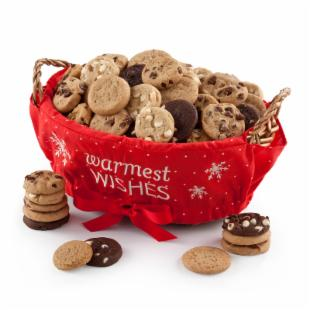 Mrs. Fields Warmest Wishes Basket