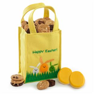 Mrs. Fields Happy Easter Combo Tote