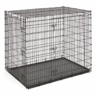 Midwest Solutions Series Ginormus Double Door Dog Crate