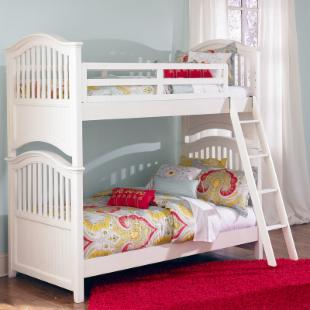 Summerhill Twin over Twin Bunk Bed