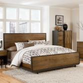  Danica Wood Island Bed