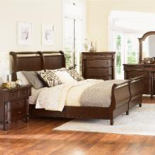  Belcourt Sleigh Bed