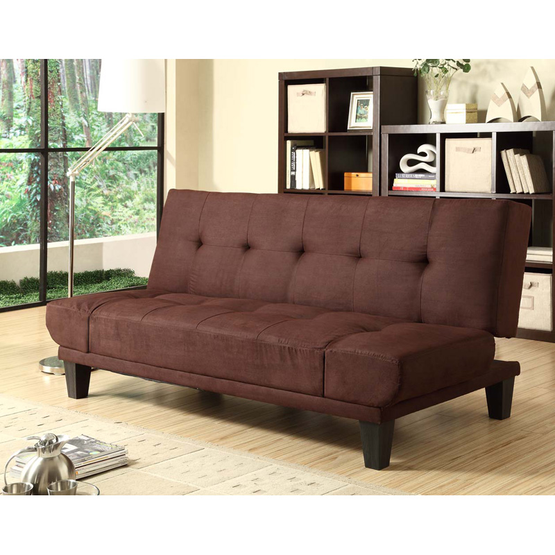 Milano Futon Sofa Bed With Adjustable Wings Futons At