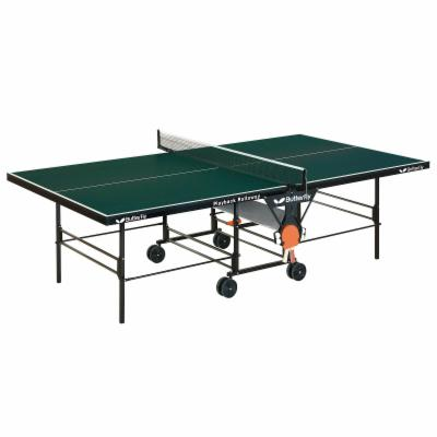 Butterfly Green Playback Rollaway Table Tennis Table
