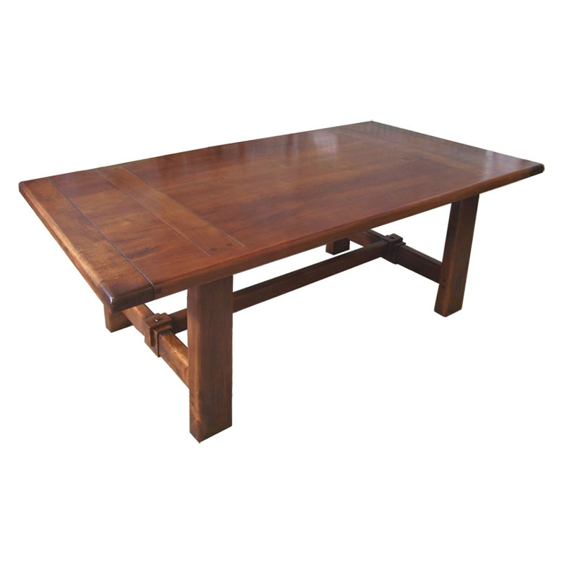 South Cone Saint Croix Counter Height Dining Table Mesquite At Hayneedle