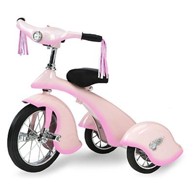  Morgan Cycle Pink Fairy Trike