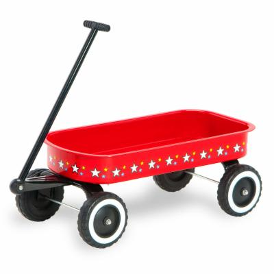  Morgan Cycle Red Stars Tot Wagon