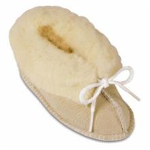 Minnetonka Infants Sheepskin Bootie