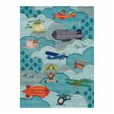  Momeni Lil mo whimsy LMJ10 Area Rug - Sky