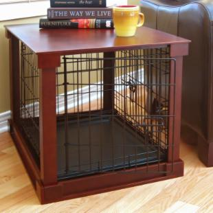 Merry Products Crate with Cage Cover