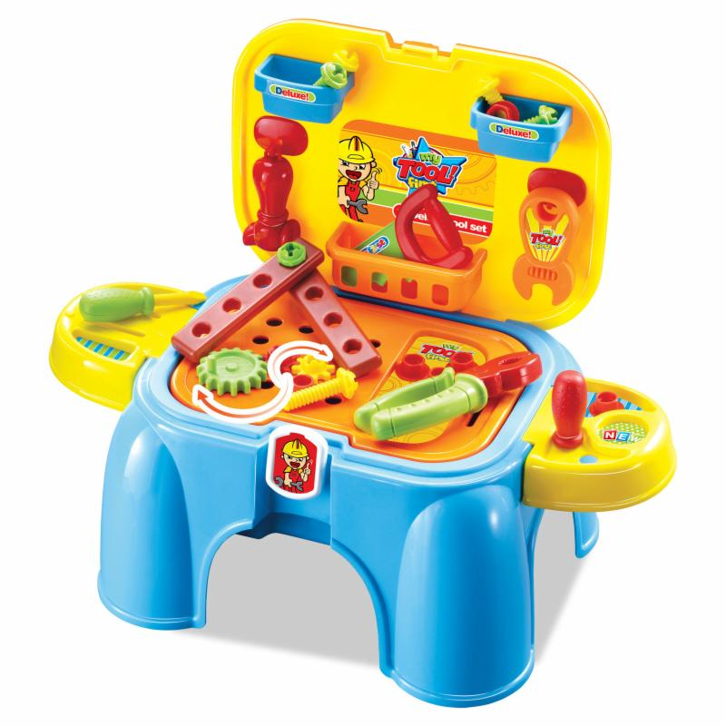 Berry Toys My First Portable Play and Carry Tools Play Set MSK114-1