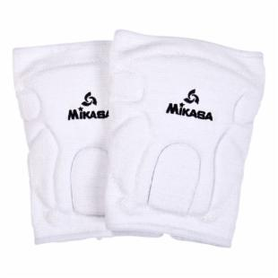 Mikasa Junior Knee Pad - White
