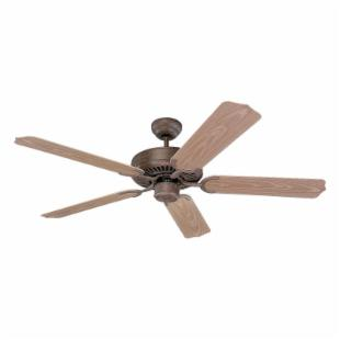 Monte Carlo 5WF52OC Weatherford 52 in. Outdoor Ceiling Fan - Old Chicago - ENERGY STAR
