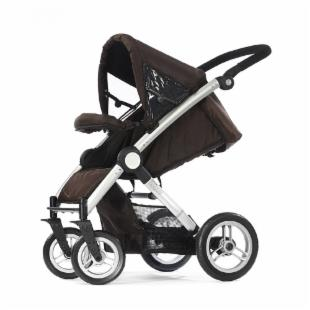 Mutsy Transporter Stroller - Brown