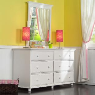 Big 6 Drawer Dresser