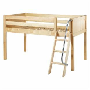 Easy Rider Panel Low Loft Bed