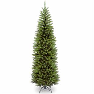 Kingswood Fir Pencil Unlit Christmas Tree