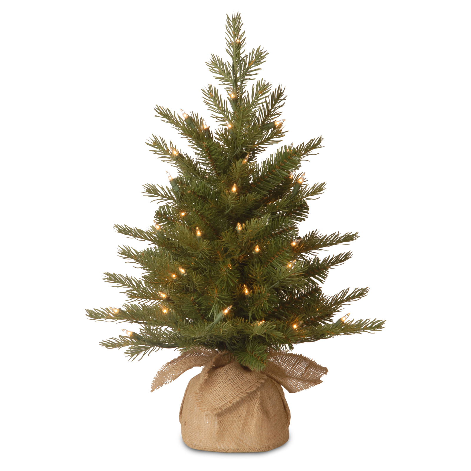 Real Or Fake Christmas Tree: Feel Real Nordic Spruce Small Christmas Tree