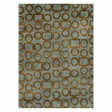 Noble House Legacy Area Rug Grey Gold Area Rugs At