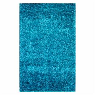 Noble House Sara Area Rug - Turquoise