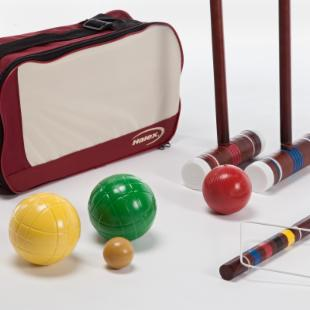 Family Bocce/Croquet Package