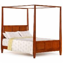  Laurel Canopy Platform Bed
