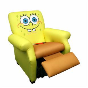 Nickelodeon Sponge Bob Deluxe Recliner