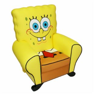 Nickelodeon Sponge Bob Icon Chair