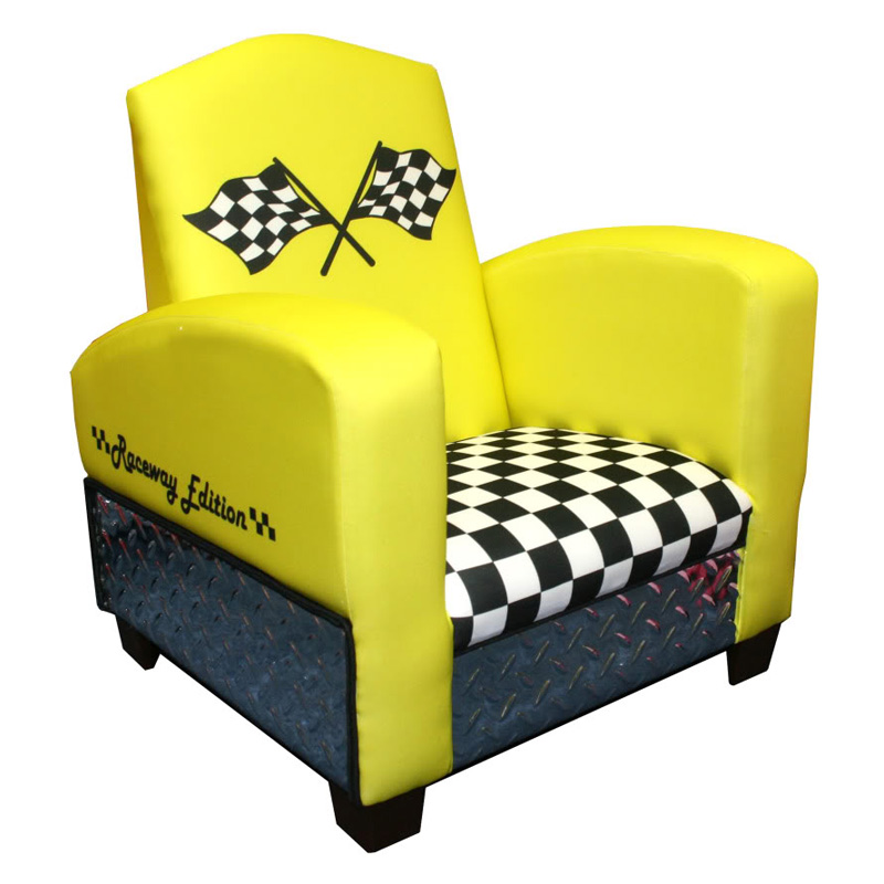 Stupendous Harmony Kids Race Cars Chair Kids Arm Chairs Pabps2019 Chair Design Images Pabps2019Com