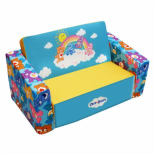 American Greetings Care Bears Flip Sofa