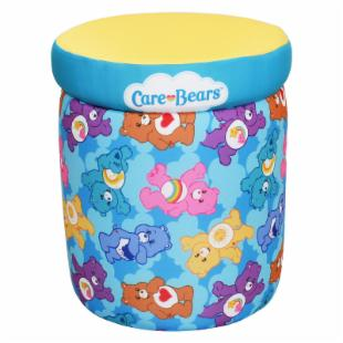 American Greetings Care Bears Storage Ottoman
