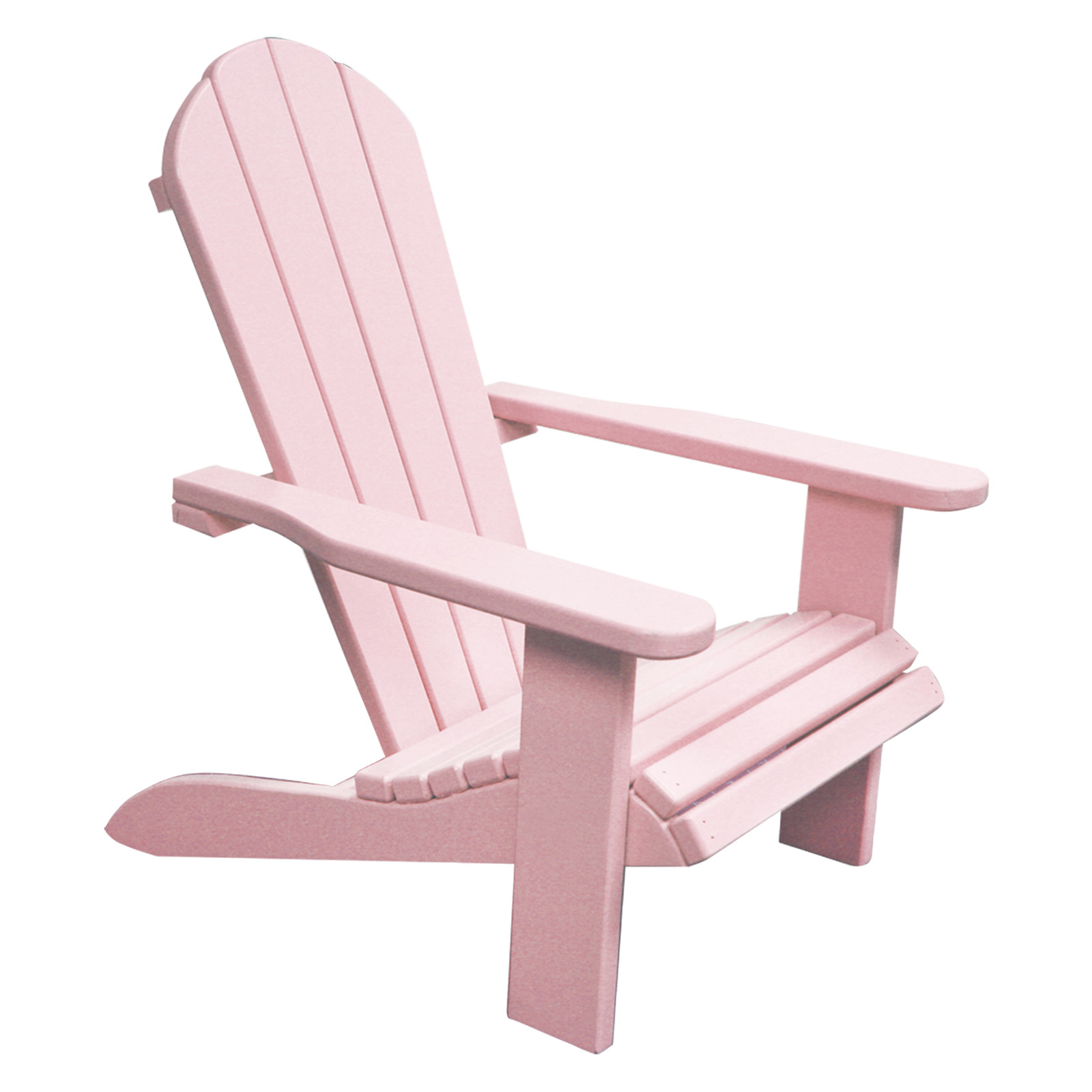 Newco Kids Wooden Outdoor Chair Pink Do Not Use At Hayneedle