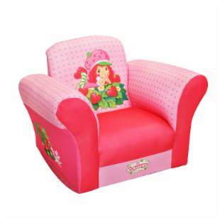 American Greetings Strawberry Shortcake Strawberries Small Standard Rocker
