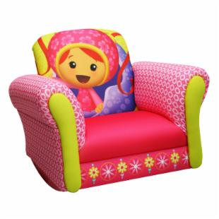 Nickelodeon Team Umizoomi Milli Pink Deluxe Rocker