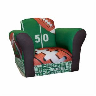 Newco Kids Football 50 Yard Line Standard Rocker