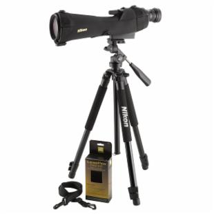 Nikon ProStaff 5 82mm Spotting Scope Outfit Package