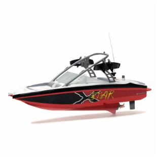 New Bright Radio Controlled 17 in. Mastercraft Boat