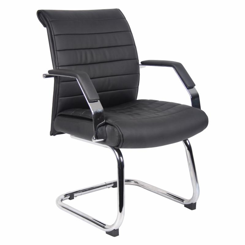 Boss Ribbed Guest Chair NORS129-1