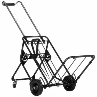 Clipper 450 Folding Hand Cart with Kick Out Wheels