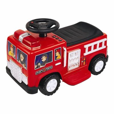  Battery Powered Fire Engine Ride On Toy