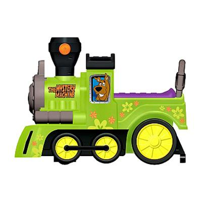  Scooby Doo Mini Express Train Ride On Push Toy